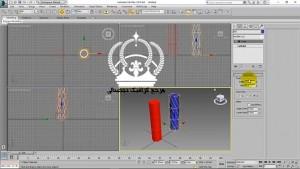 آموزش ابزارهای پرش در 3ds Max | ابزار تکثیر و قرینه کردن در 3ds Max